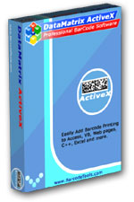DataMatrix Bar code ActiveX